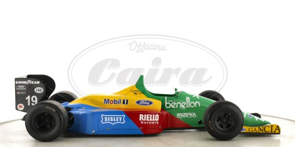 Thumbnail for BENETTON B188-01