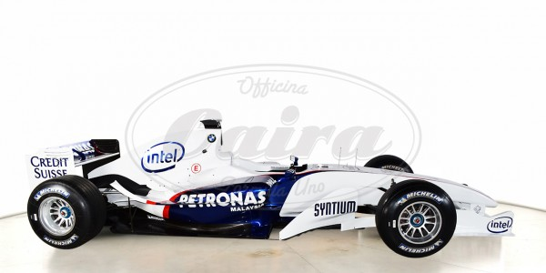 Thumbnail for BMW SAUBER F1.06-06