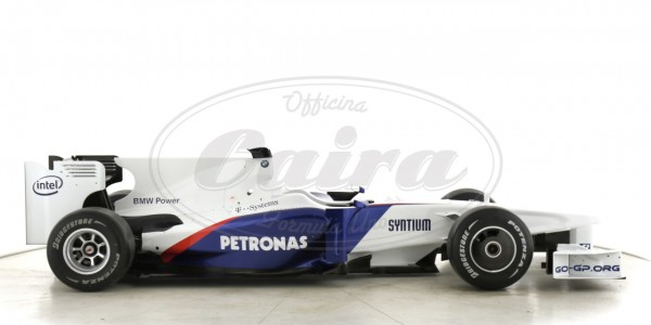 Thumbnail for BMW SAUBER F1.09A-01