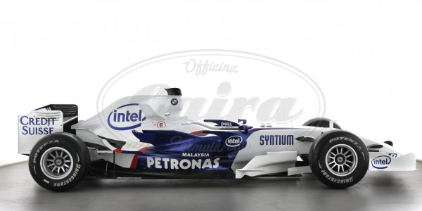 Thumbnail for BMW SAUBER F1.07A-01
